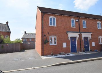 Thumbnail 2 bed end terrace house for sale in New College Road, Aylesbury