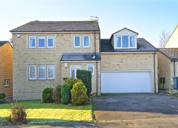 Thumbnail 4 bed detached house for sale in Browsfield Rd, Addingham, Ilkley