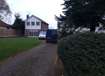 Thumbnail 4 bed detached house to rent in Kimbolton Road, Bedford