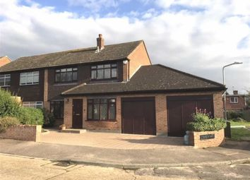 Thumbnail 3 bed semi-detached house for sale in Stevens Way, Chigwell IG7, Essex,