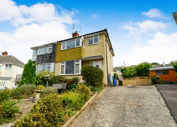 Thumbnail 3 bed semi-detached house for sale in Haldon Close, Newton Abbot