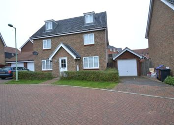 Thumbnail 5 bedroom detached house to rent in Billings Close, Haverhill