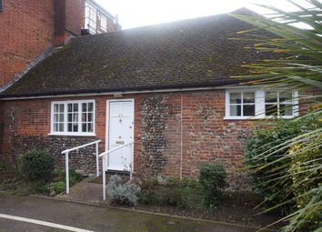 Thumbnail 2 bedroom semi-detached bungalow for sale in Rougham Road, Bury St. Edmunds