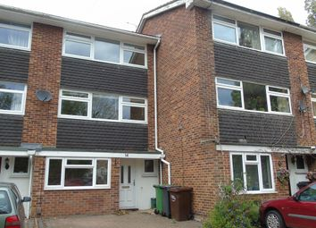 Thumbnail 4 bed town house to rent in The Cloisters, Frimley