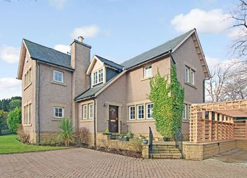 Thumbnail 5 bed detached house for sale in Cairnbank, Penicuik