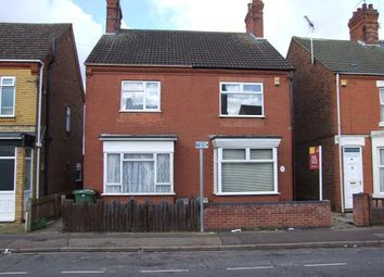 Thumbnail 4 bedroom semi-detached house for sale in Burmer Road, New England, Peterborough