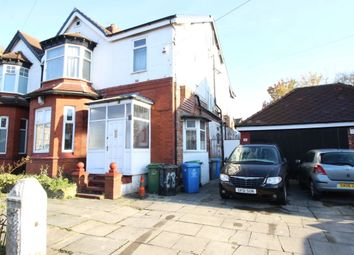 Thumbnail 1 bed flat to rent in Park Road, Stretford, Manchester