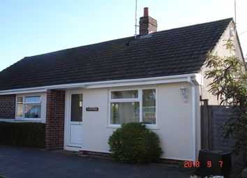 Thumbnail 3 bed detached bungalow to rent in Ninepins, Moor Lane, Wincanton, Somerset