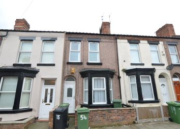 Thumbnail 2 bedroom terraced house for sale in Charlotte Road, Wallasey, Merseyside
