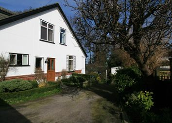 Thumbnail 4 bedroom detached house for sale in Oakwood Road, Moordown, Bournemouth
