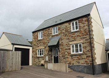 Thumbnail 3 bed detached house for sale in Hammer Drive, St. Austell