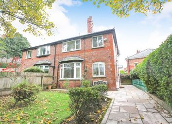 Thumbnail 3 bed semi-detached house for sale in Buxton Road, Macclesfield, Cheshire