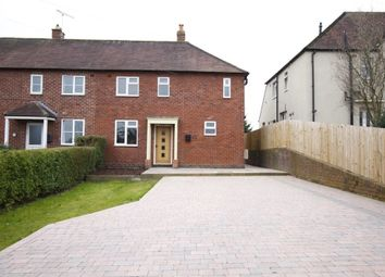 Thumbnail 3 bed property to rent in Beamhill Road, Anslow, Burton Upon Trent, Staffordshire