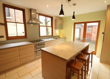 Thumbnail 4 bed end terrace house to rent in Goldswong Terrace, Nottingham