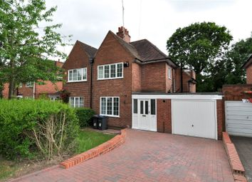Thumbnail 3 bed semi-detached house for sale in Witherford Way, Bournville Village Trust, Selly Oak, Birmingham