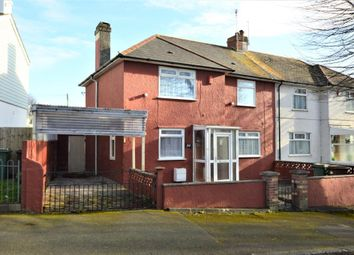 Thumbnail 3 bedroom semi-detached house for sale in Greatlands Crescent, North Prospect, Plymouth, Devon