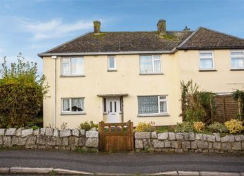 Thumbnail 3 bed semi-detached house for sale in Lodenek Avenue, Padstow, Cornwall