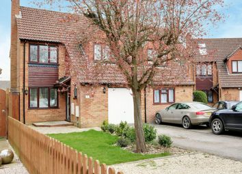 Thumbnail 3 bed semi-detached house for sale in Spencer Close, Pamber Heath, Tadley