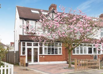 Thumbnail 4 bed end terrace house for sale in Buckleigh Avenue, London