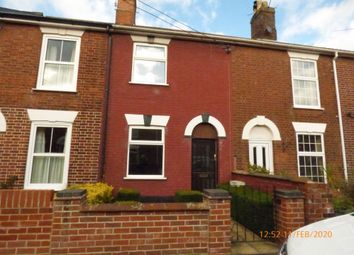 2 bed terraced house to rent in Denmark Road, Beccles NR34