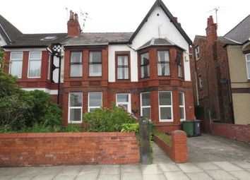 Thumbnail 2 bed maisonette for sale in Sandringham Drive, New Brighton, Wallasey