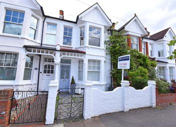 Thumbnail 3 bed terraced house for sale in Trentham Street, London