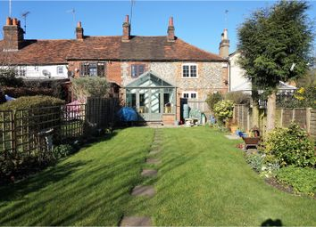Thumbnail 2 bed cottage for sale in School Lane, Bricket Wood