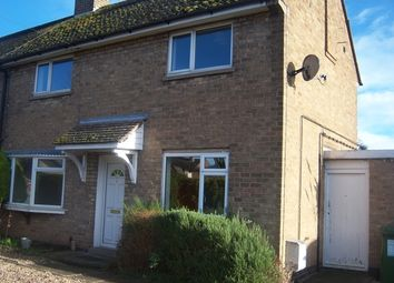 Thumbnail 3 bed semi-detached house to rent in Holt Crescent, Thurlaston, Leicestershire