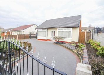 Thumbnail 3 bed detached bungalow for sale in Rake Lane, Swinton, Manchester