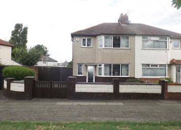 Thumbnail 3 bed semi-detached house for sale in Southport Road, Liverpool, Merseyside, Uk