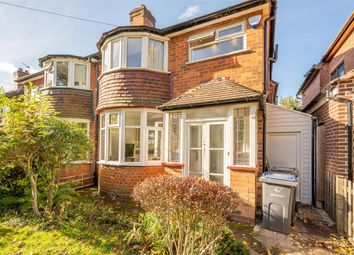 Thumbnail 3 bed semi-detached house for sale in Queens Park Road, Harborne, Birmingham