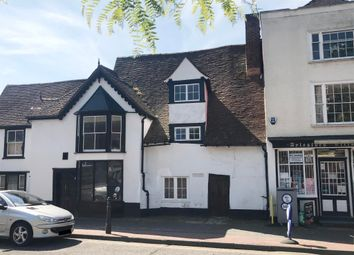 Thumbnail 2 bed terraced house for sale in The Little Gem, 19 High Street, Aylesford, Kent