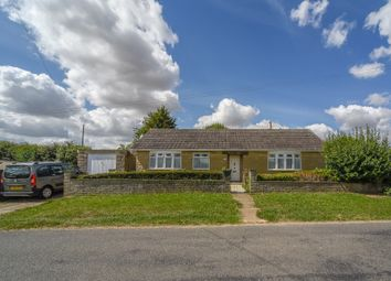 Thumbnail 3 bed bungalow for sale in Thistleton Lane, South Witham, Grantham
