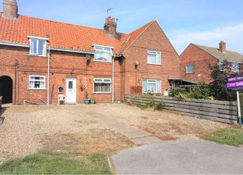 Thumbnail 3 bed terraced house for sale in South Townside Road, North Frodingham