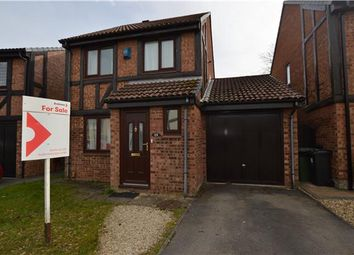 Thumbnail 3 bed detached house for sale in Homefield, Yate, Bristol