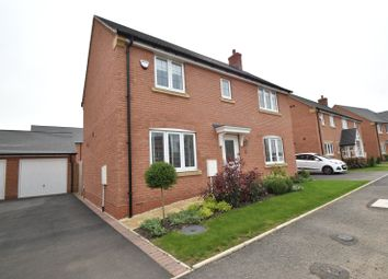 Thumbnail 4 bed detached house to rent in Centenary Way, Copcut, Droitwich Spa, Worcestershire