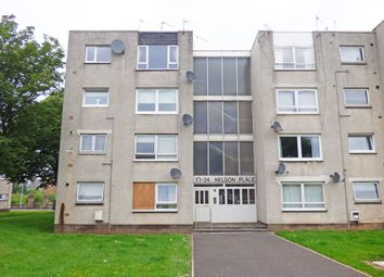 Thumbnail 2 bed flat for sale in Nelson Place, Ayr