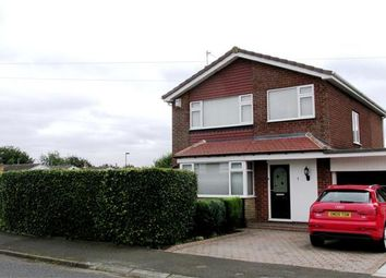Thumbnail 4 bedroom detached house for sale in Elgar Avenue, Chapel House, Newcastle Upon Tyne