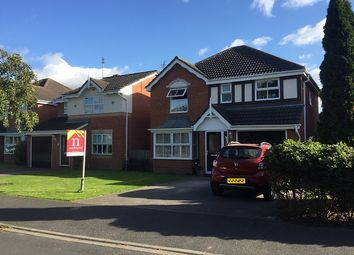 Thumbnail 4 bed detached house for sale in Pindars Way, Barlby, Selby