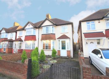 Thumbnail 3 bed semi-detached house for sale in The Crossways, Heston