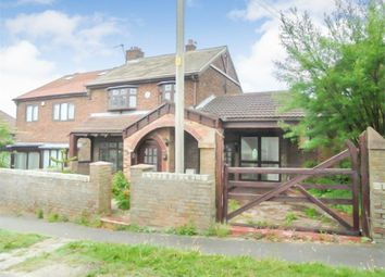 Thumbnail 3 bed semi-detached house for sale in Attlee Crescent, Haswell, Durham