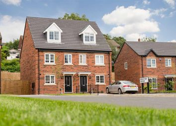 """Thumbnail 3 bed semi-detached house for sale in """"The Alton G - Plot 78"""" at West End Lane, New Rossington, Doncaster"""