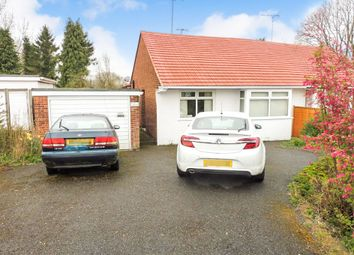 2 bed semi-detached bungalow for sale in Station Road, Mickleover, Derby DE3