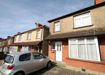 Thumbnail 3 bedroom semi-detached house to rent in The Retreat, Cheam Common Road, Worcester Park