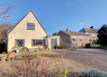 Thumbnail 3 bed detached house for sale in Fowlmere Road, Foxton, Cambridge