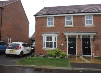 Thumbnail 3 bed semi-detached house to rent in Warwick Close, Bourne, Lincolnshire