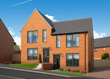 "Thumbnail 2 bed property for sale in ""The Porter Brook"" at Harborough Avenue, Sheffield"