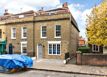 Thumbnail 3 bed semi-detached house for sale in Old London Road, Kingston Upon Thames, London