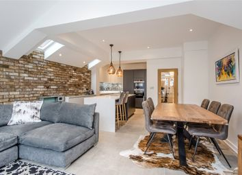 Thumbnail 5 bedroom terraced house for sale in Stuart Road, Southfields, London