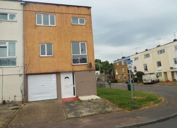Thumbnail 4 bed end terrace house for sale in Rokells, Basildon